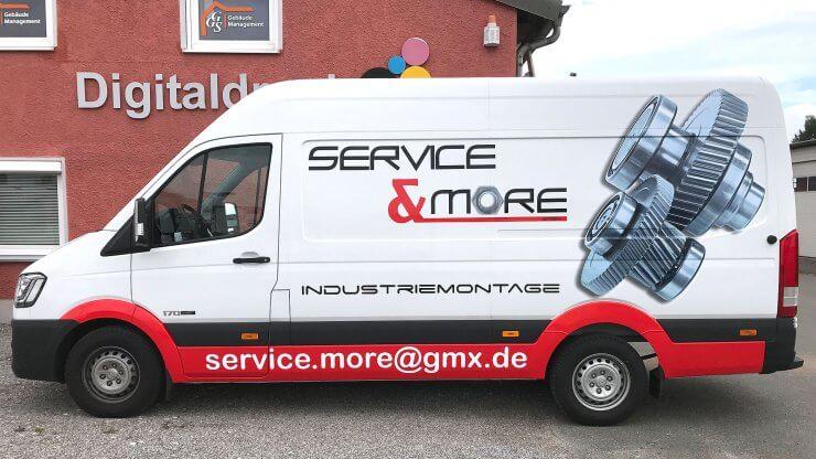 Service & more